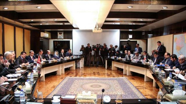 بیست و ششمین کمیسیون مشترک ایران و ترکیه