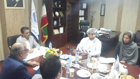 تقویت خط کشتیرانی بندرعباس به عمان  به همت اتاق تعاون هرمزگان