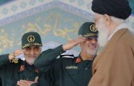 نامه سردار سلیمانی به رهبر انقلاب: به عنوان سرباز مکلف شده از جانب حضرتعالی پایان داعش را اعلام میکنم