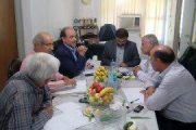 تشکیل کمیته بررسی مشکلات بانکی  تعاونی ها در بانک توسعه تعاون به دبیری اتاق تعاون مازندران