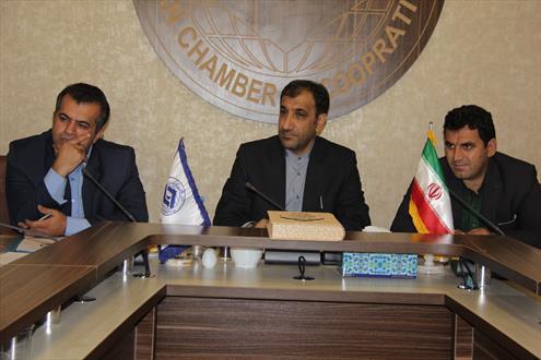 برگزاری ششمین کمیسیون صنایع دستی، فرش و گردشگری با حضور معاون سازمان صنایع دستی