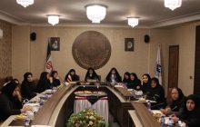بررسی ۲ دستور در کمیسیون بانوان اتاق تعاون با حضور نمایندگان مجلس