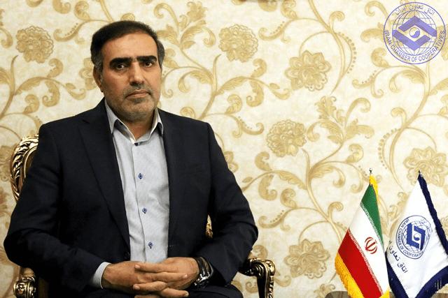اعتماد مجدد هیات رئیسه اتاق تعاون ایران به بهمن عبداللهی