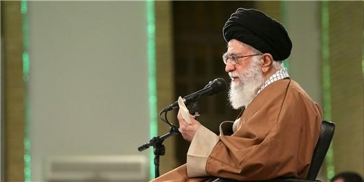 رهبر معظم انقلاب در دیدار اعضای شورای هماهنگی تبلیغات اسلامی سراسر کشور: 9 دی دفاع از ارزشها و دین بود/ کسانی که همه امکانات کشور دستشان هست یا بوده حق ندارند نقش اپوزیسیون بازی کنند