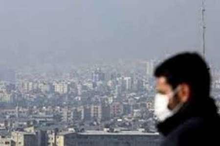 شرط تعطیلی ادارات استان تهران در پی آلودگی هوا
