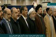 حسن روحانی: ملت ما در 22 بهمن نشان خواهد داد که چگونه به انقلاب و رهبری وفادار است