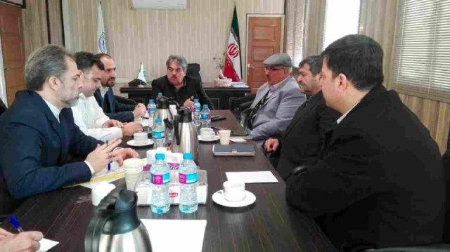 جلسه دبیرخانه مشترک اتاقهای تعاون، بازرگانی و اصناف در اتاق تعاون البرز برگزار شد