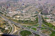 وسعت تهران در ۶ دهه ۷ برابر شد؛ ۲۰ درصد کارمندان دولت در تهران هستند