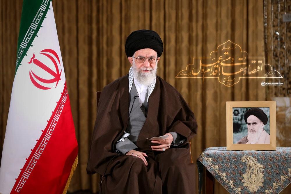 رهبر معظم انقلاب اسلامی در پیام نوروزی به مناسبت آغاز سال ۹۷