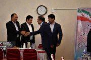 دیدار نوروزی رئیس اتاق تعاون ایران با مدیران عامل اتحادیه های سراسری