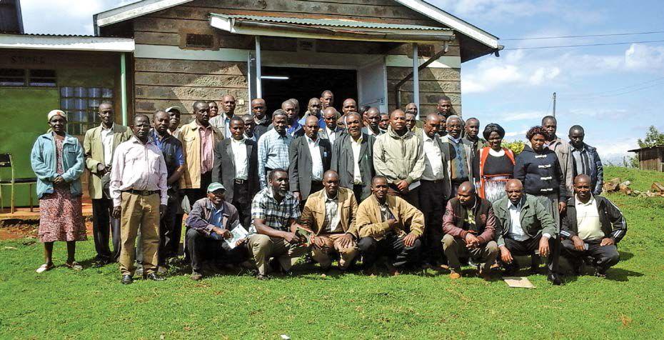 معرفی تعاونی ها در دنیا (کنیا)