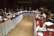 چهارمین جلسه هیات مدیره تعاون آسیا و اقیانوسیه برگزار شد