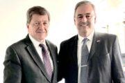 زمینه های همکاری در دیدار مدیران سازمان بین المللی کار و آژانس بین المللی تعاون بررسی شد