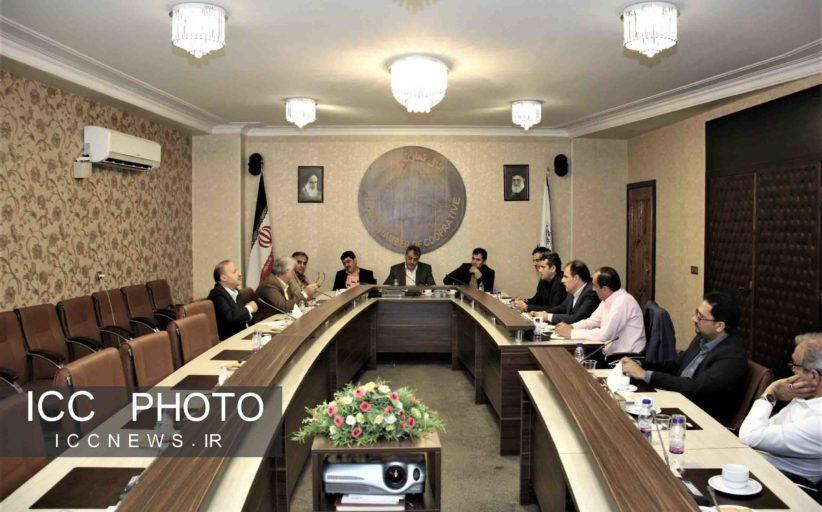 انتخابات هیات رئیسه کمیسیون صنعت و معدن برگزار شد