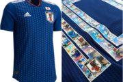 ژاپن با اقتدار صدرنشین زیباترین لباس جام جهانی ۲۰۱۸