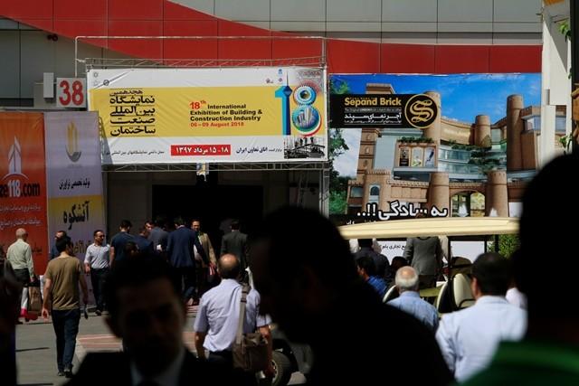 رضایت شرکت کنندگان از نمایشگاه صنعت ساختمان/ افزایش قراردادها در نمایشگاه هجدهم
