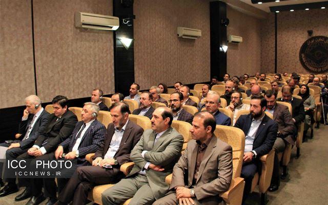گردهم آیی تجار و فعالان اقتصادی بخش تعاون و کشور ترکیه در اتاق تعاون ایران