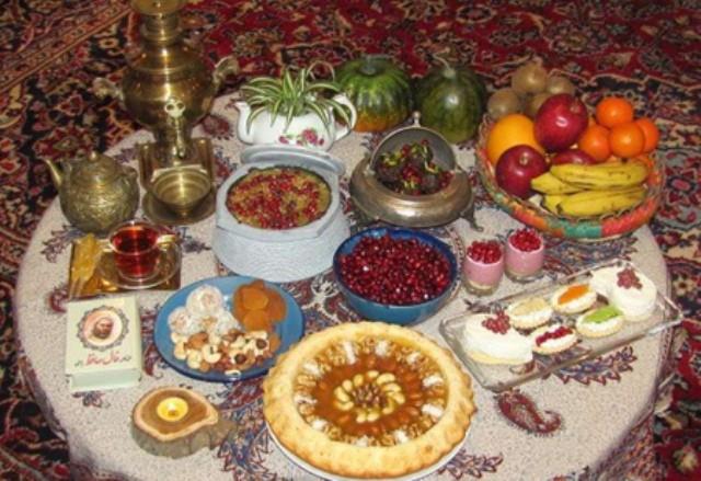 برگزاری جشنواره شب یلدا به همت کمیسیون بانوان اتاق تعاون مازندران