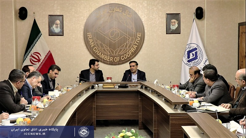 دیدار مشترک رئیس اتاق تعاون با معاونت امور تعاون وزارت+ عکس