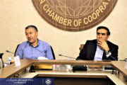نشست هم اندیشی بخش تعاون با معاون بازرگانی داخلی وزارت صمت