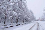 بارش برف و باران در جادهها از فردا