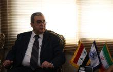 ایران سهم بسزائی در بازسازی سوریه دارد