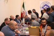 نشست B2B هیات تجاری کشور سوریه با فعالان اقتصادی بخش تعاون