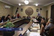 اعضای ایرانی اتحادیه بینالمللی تعاون در اتاق تعاون گردهم آمدند