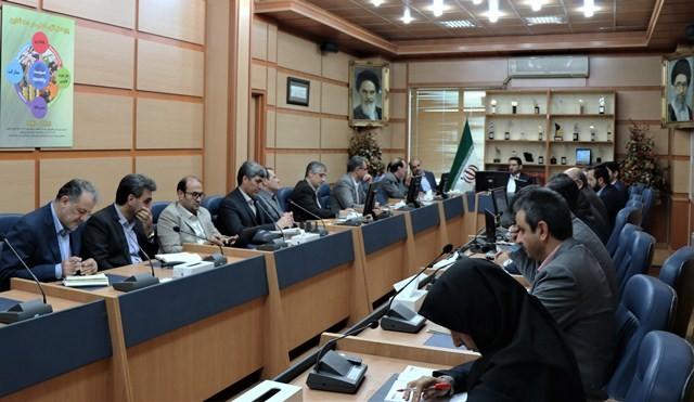 گزارش تصویری برگزاری نشست ستاد بخش تعاون