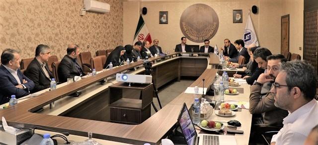 ارتباط مستقیم با ۳ استان در نشست ستاد مشترک بخش تعاون/ بررسی برنامه های بزرگداشت هفته تعاون+تصویر