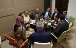 مذاکرات فعالان صنعت ساختمان ایران و شرکای خارجی
