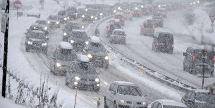 هواشناسی|تداوم بارش برف و باران در ۱۹ استان تا سه شنبه/ بارشهای گستردهتر در راه است